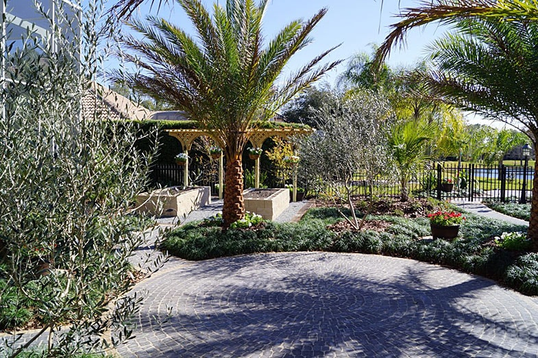Winter garden landscape design greener industries for Garden design winter 2018