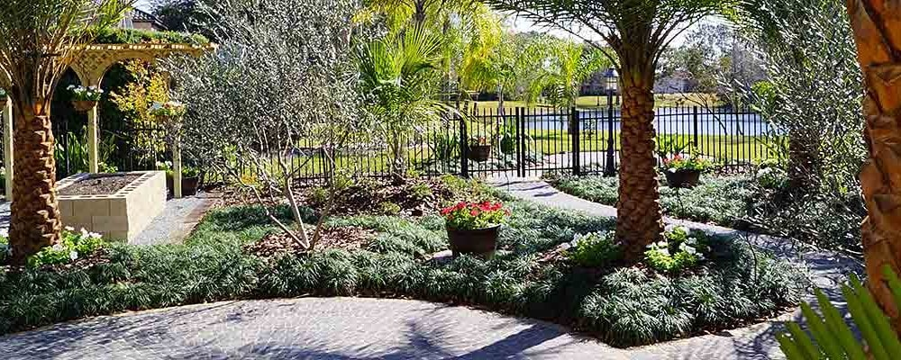 orlando residential landscape lighting design installation