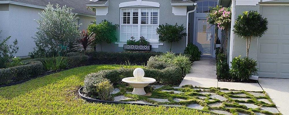 Orlando landscape design services greener industries for Landscape design orlando
